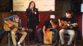 Amy Macdonald // This Is The Life Cover - We Looked Like Giants