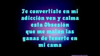Maluma- Obsesion (Letra)