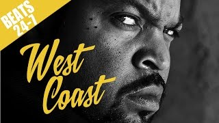 West Coast Rap Instrumental  - West Coast | Ice Cube Type Beat Hip Hop | SMGE Productions