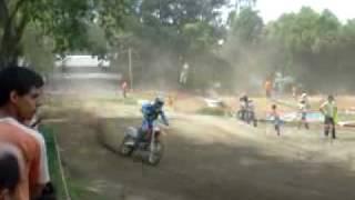 Motocross em Moure