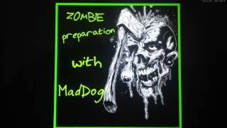 Zombie Preparation with MadDog