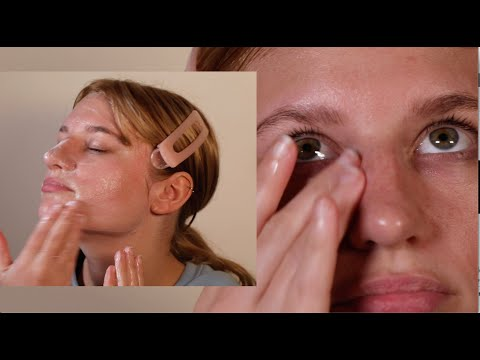 An Affordable Skincare Routine For College Students