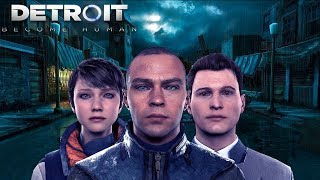 Detroit: Become Human | The Score - Never Going Back