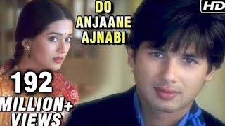 Do Anjaane Ajnabi - Vivah - Shahid Kapoor, Amrita Rao - Old Hindi Romantic Songs width=