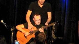 4 Hands Live - Antoine Dufour/Tommy Gauthier - Jerry's Breakdown -