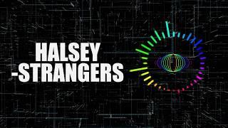Halsey - Strangers ft.lauren jauregui (with lyrics)video by Bikesh