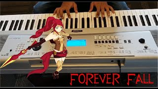 RWBY - Forever Fall (feat. Casey Lee Williams) by Jeff Williams Piano Cover