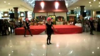 grupo de dança Tatiana S. , breakin dishes - rihanna