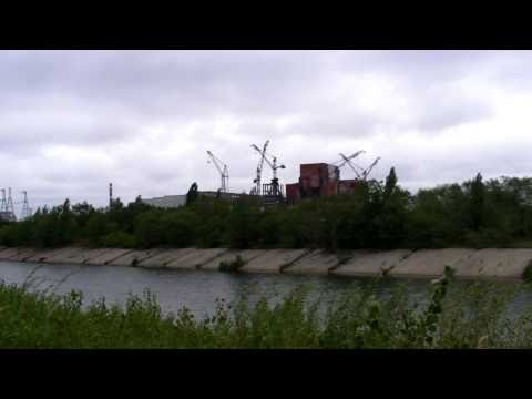 Chernobyl: CNPP Cooling Towers 5 & 6 – Canal