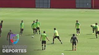 La Selección Olímpica de México no se confía y se mentaliza para ganar a Fiji