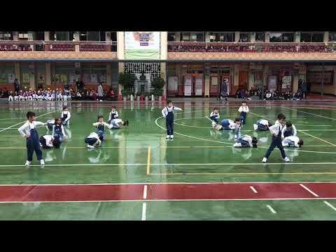 107立人才藝表演-帥氣清潔工 - YouTube