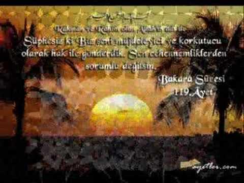 RESİMLİ AYETLER 1.BÖLÜM