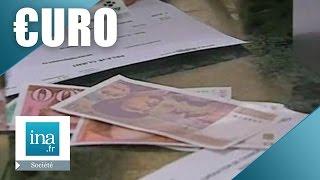 Changer ses billets en €uro | Archive INA