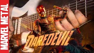 Daredevil Theme Metal