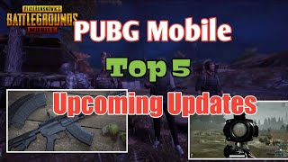 5 PUBG Mobile Upcoming New Updates