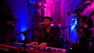 Matt Simons - Tear It Up - Prinzenbar, Hamburg - 03.02.2015