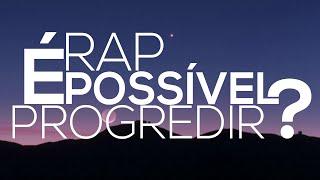Rap N3 - É Possível Progredir? (Tipografia)