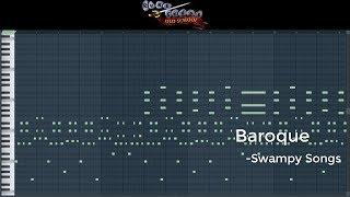 Runescape: Baroque - Piano Cover
