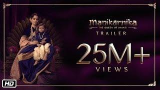 Manikarnika - The Queen Of Jhansi | Official Trailer | Kangana Ranaut | Releasing 25th January