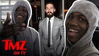 Lil Yachty: Shia LeBeouf Isn't On My Level | TMZ TV