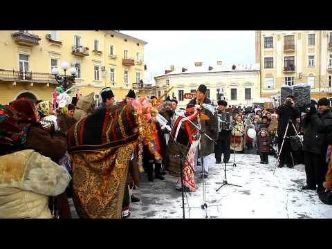 15.01.2012: Чернівці, ІІ фестиваль маланок