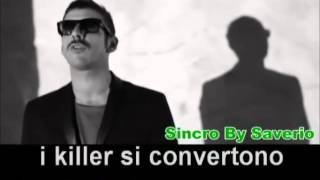 Francesco Gabbani Amen Video Karaoke (Demo)