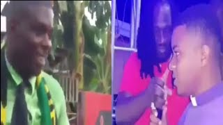 PASTOR at Dancehall Party Again & Pastor vs Rasta after The Fight, Update on the 2 Pastors INCIDENTS