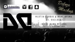 Martin Garrix vs. DallasK - In The Name Of Love // UMF 2017 Closing Edit