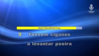 ♫ Karaoke BANDOLEIRO - Ciganos d Ouro