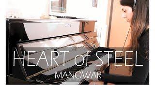Manowar - Heart of steel (piano solo)