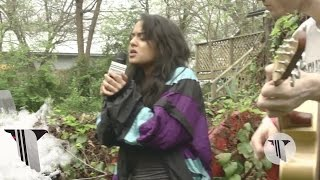 """SXSW 2016: Bibi Bourelly Performs Unreleased Song """"Love Me Fair"""" in Our Backyard 