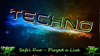 Safri Duo - Played a Live (Dance Remix)