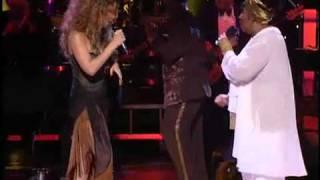 mariah carey and aretha franklin-duet-divas live.avi