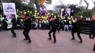 Double Star cover dance SS501 * Love Ya*