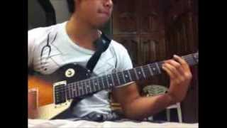 Linkin Park - Somewhere I Belong (cover de guitarra - Guitar cover)