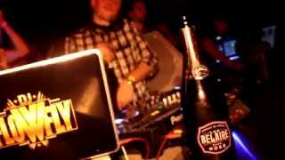 DJ FLOWFLY - OFFICIAL LUC BELAIRE PARTY @ HEAT CLUB!! #BLACKBOTTLEBOYS PARTY