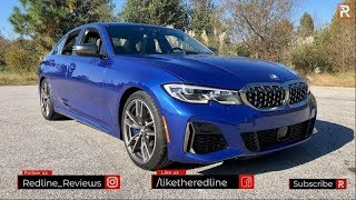 The 2020 BMW M340i is the Ultimate 3-Series until the next M3
