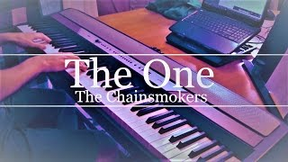 The One (The Chainsmokers) Piano Cover