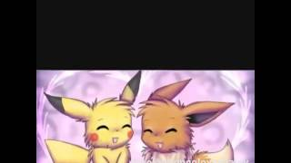Pokemon eevee x pikachu amv courtesy call Nightcore