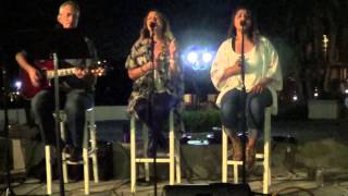 Come on Eileen Cover by Vanessa Figueroa and Sarah Ross ft. Sean Johnson
