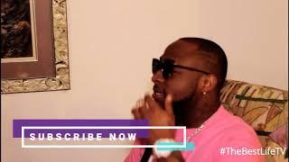 #TheBestLifeTV: Davido breaks down 30 billion and talks #30BillionAfrica tour
