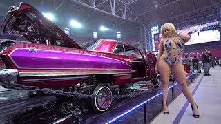 Arizona Lowrider Super Show 2017 4K