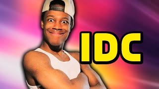 I Don't Care! (RAP SONG)