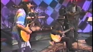John Lee Hooker & Carlos Santana - Chill out   Live HQ