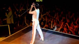 Queen Under Pressure Live In Budapest (Subtitulado Al Español).[HD]