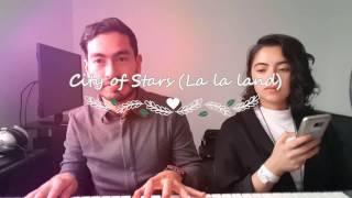 Cover City of Stars - Laura Marín, Carlos Sativa
