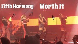 Fifth Harmony - Worth It LIVE @ Jingle Bash 2017