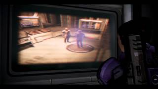Kaidan and the Cerberus Logs - Mass Effect 3