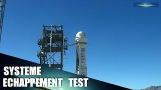Blue Origin   Escape System   Test