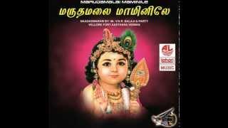 Thirupparam Kandratthil - Marudamalai Maminiye (Lord Murugan songs)